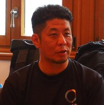 特定非営利活動法人 琵琶湖ローイングCLUB   代表理事 小原 隆史様